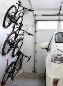 Wall Bike Rack For Garage by Best 25 Garage Bike Storage Ideas Only On