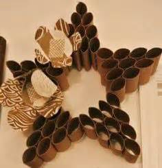 Recycle Toilet Paper Rolls Crafts - stylish decorations from toilet rolls