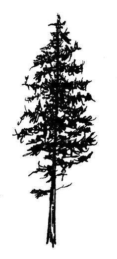 tree line tattoo tree line silhouette search forest