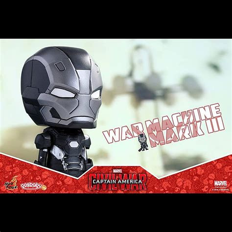 Toys Cosbaby Team Iron Marvel Captain America 3 Civil War toys captain america 3 civil war team iron cosbaby bobble collectible set