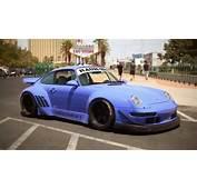 RWB USA Porsche 993 ЧAЙXOHA No 1  YouTube