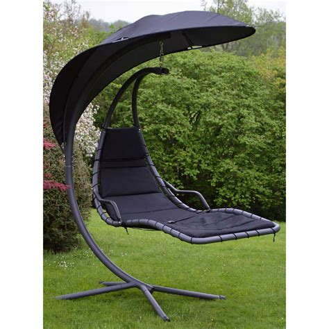 helicopter swing charles bentley garden helicopter patio swing chair seat
