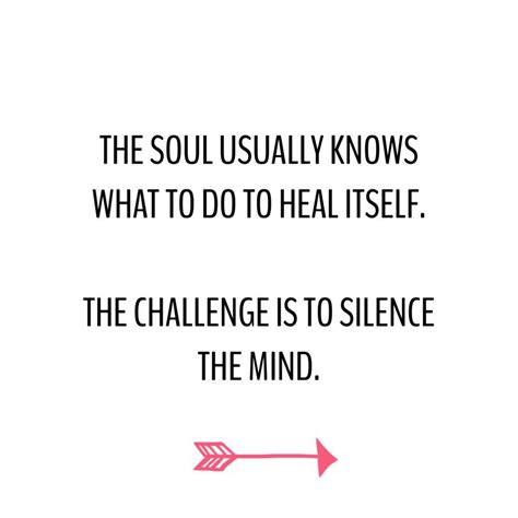 how to your to heal how to let your soul heal itself the project