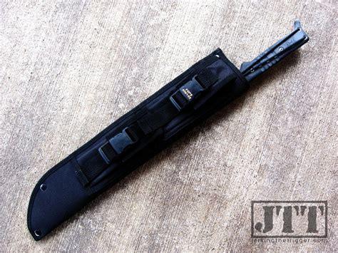 tops knives machete review tops knives 230 machete the trigger
