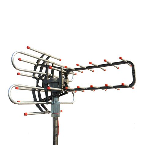 Antena Tv Lcd Outdoor popular outdoor lified hd tv antenna digital high gain