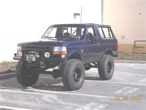 prerunner bronco bumper bronco off road bumpers wanna see your front end