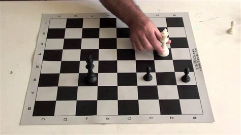 construct 2 chess tutorial chess tutorial 14 king vs 2 pawn triangle position youtube