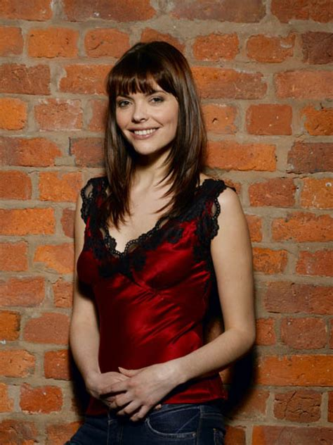 kate ford pics kate ford to leave corrie after brief return news