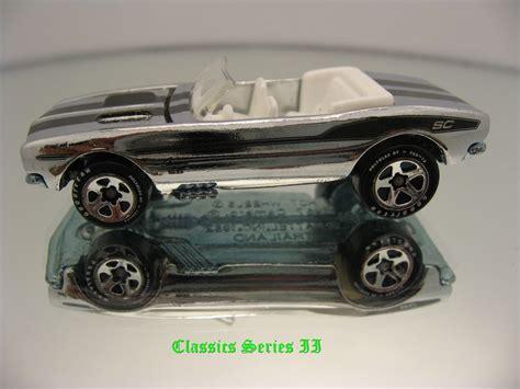 Die Cast Hotwheels 16 Camaro Ss 1 wheels classics cars die cast 1967 camaro convertible