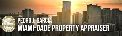 Miami Dade Property Appraiser Records Property Search Miami Dade County