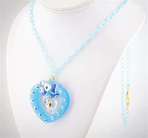 Z049 Ma Blue Necklace kuma crafts kawaii jewelry apparel and plush