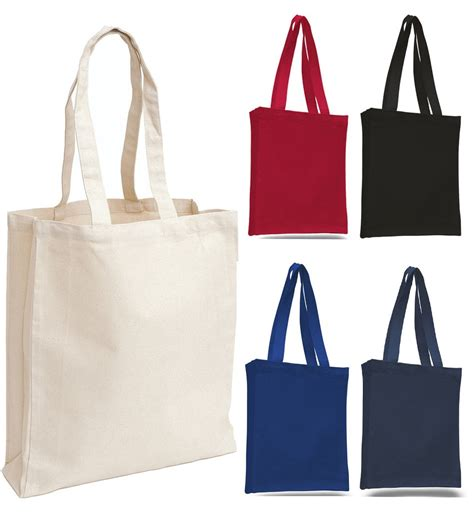 Tote Bag wholesale cheap canvas shopping bags with best price