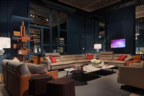 Interior Design Kitchen Living Room artefacto sofas poltrona frau