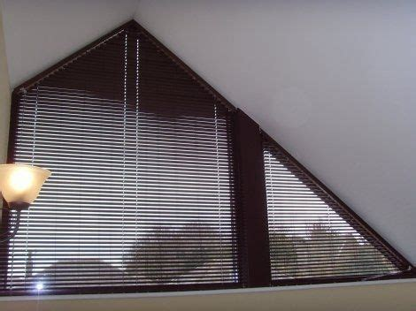 triangle window coverings 33 best images about shaped windows on