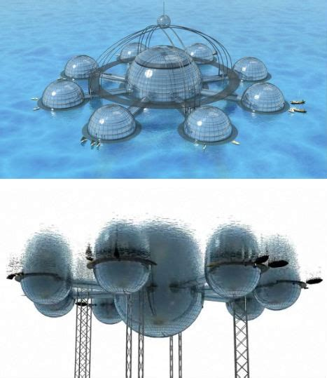 sub biosphere 2 underwater cities 12 sci fi visions real design ideas webecoist