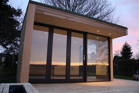 prefab c garden rooms in it studios