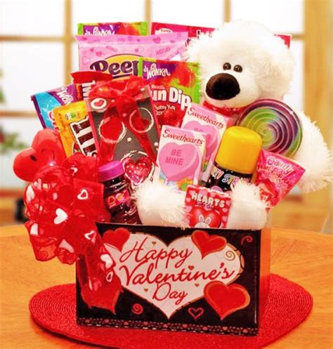 valentines day gifts you re beary huggable kids valentine s gift box findgift com