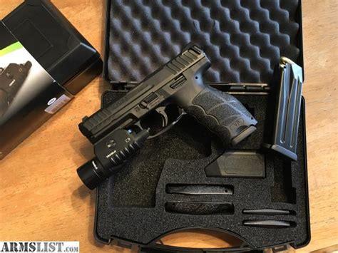 light for hk vp9 armslist for sale hk vp9 w laser light combo