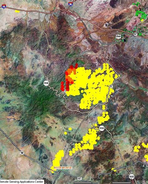 texas wildfire map update and maps of the fires in texas wildfire today