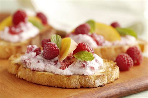 recipes with raspberries raspberry ricotta dip