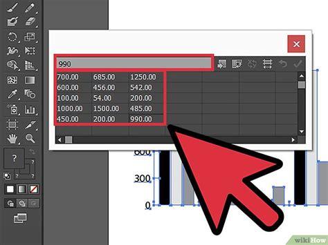 creating graphs indesign c 243 mo hacer un gr 225 fico en adobe illustrator 5 pasos