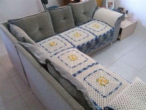 capa de sofá de canto redondo 1000 ideias sobre capa crochet no pinterest poncho de