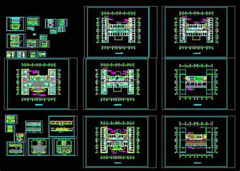 hospital laundry layout plan cad dwg hospital interior design drawings autocad blocks crazy 3ds