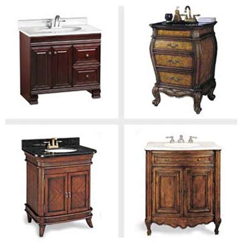 Dresser For Bathroom Vanity by A Classic Vanity Vintage Look Dresser Bathroom