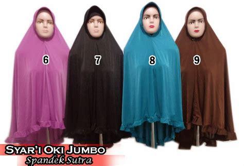Jilbab Syar I Dan Harganya Jilbab Syar I Oki Setiana Dewi Jumbo