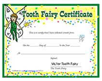 tooth fairy certificate for boys pinterest pictures to pin