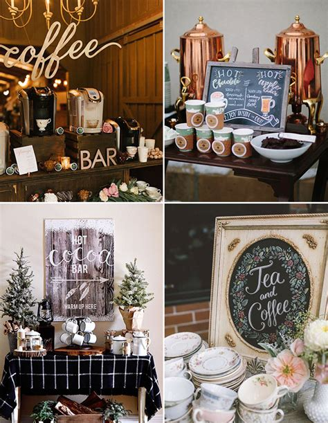 5 simple inexpensive winter wedding decor ideas