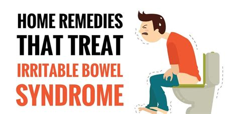 home remedies for irritable bowel ibs