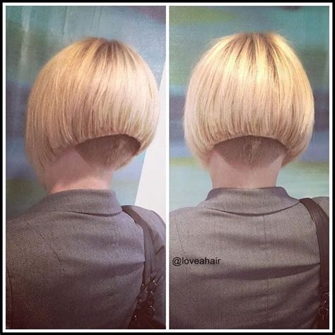 hairstyles with short nape 80 best bob haircuts with short nape images on pinterest