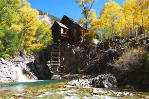 Panoramio Photo Crystal Mill Autumn Color Marble Colorado