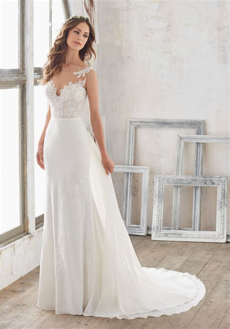 Wedding Dresses by Marisol Wedding Dress Style 5503 Morilee