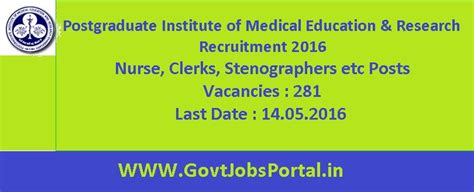 Samsung Research India Placement Papers 2016 by Pgimer Recruitment 2016 For 200 Various Posts Govt Recruitment In India 10th 12th