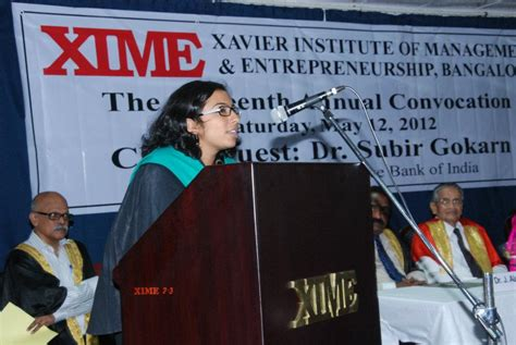 Xavier Institute Of Management Fees For Mba by Xavier Institute Of Management Entrepreneurship Xime