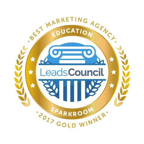 Marketing Education by Sparkroom Named Best Agency For Education Sparkroom Prlog