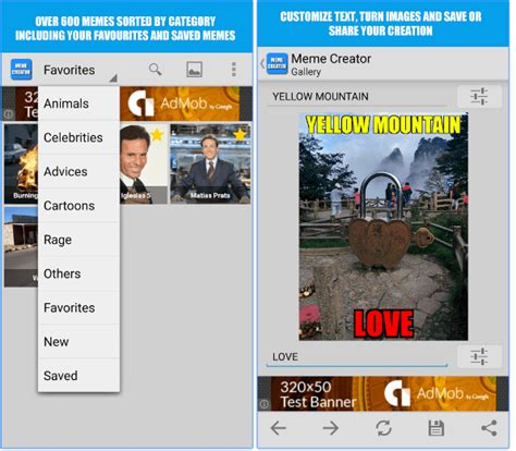 meme generator app 11 meme generator apps for android android apps for me