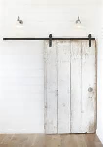 31 Best Ideas About Sliding Barn Doors On Pinterest White Barn Door