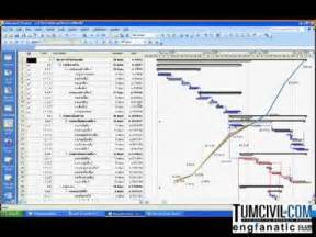 Construction Project Progress Report Template s curve ms project 2007 youtube