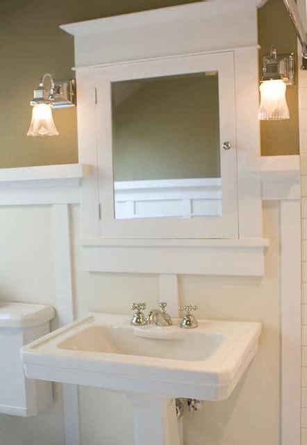 Craftsman Bathroom Craftsman Bath