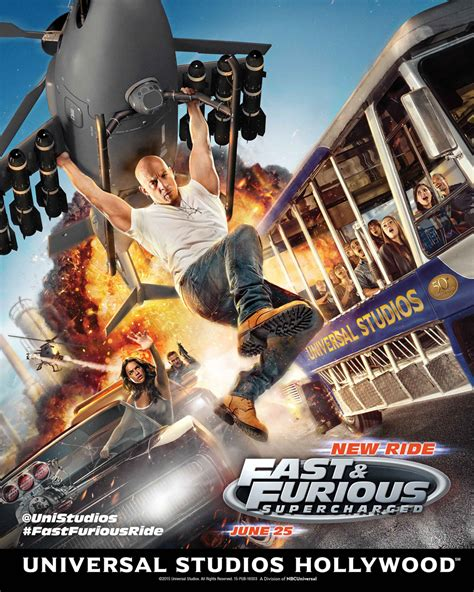 fast and furious 8 universal studios how to do fast furious supercharged like a boss