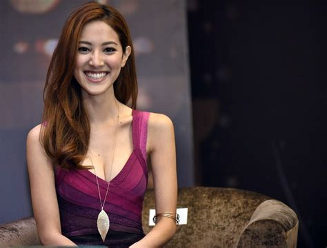 chloe chan actress 22 year age gap no issue for hk actress grace chan women