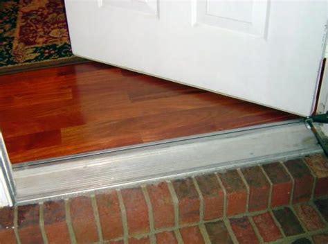 Exterior Door Threshold Help With Front Door Threshold Front Door Threshold