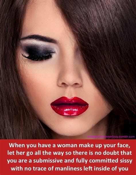sissy his lipstick 385 best images about emasculate me please on pinterest