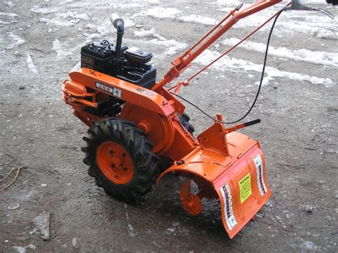 In 1962 Howard Designed The 300 An 18 Quot Rotavator The
