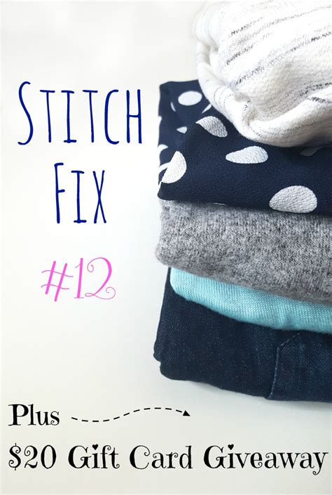 Stitch Fix Giveaway - stitch fix 12 review a 20 gift card giveaway