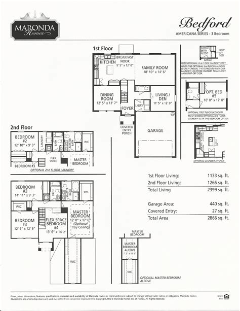 maronda baybury home floor plans meze