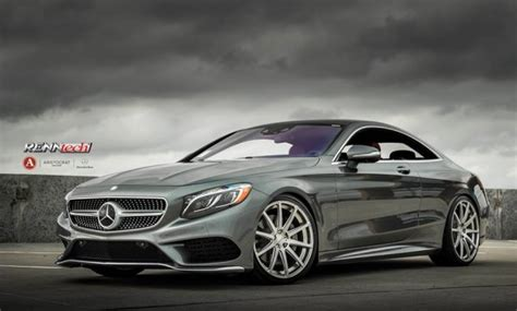 renntech mercedes s550 coupe by aristocrat